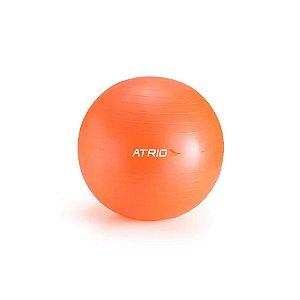 Bola de Ginastica 55cm Laranja ES118 - Atrio