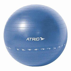 Bola de Ginastica Premium 55cm Azul ES213 - Atrio