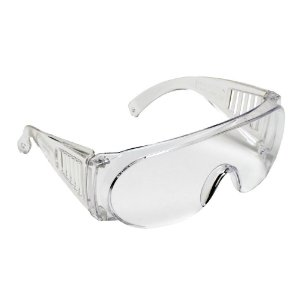 Óculos De Proteção Pro-Vision Incolor Carbografite
