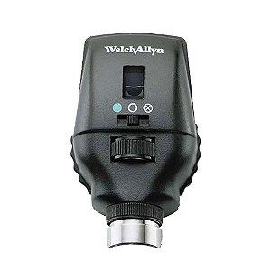 Oftalmoscópio 3,5V Coaxial 28 Lentes 11720 Welch Allyn