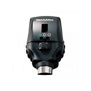 Oftalmoscópio 3,5V Coaxial-PLUS Gold 11735 Welch Allyn