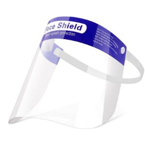 Protetor Facial Face Shield Supermedy