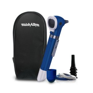 Otoscópio Pocket Plus LED 22880-BLU Azul Welch Allyn