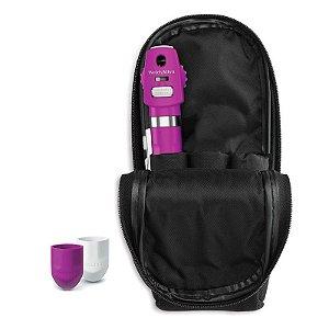 Oftalmoscópio Pocket Plus LED 12880-PUR Violeta Welch Allyn