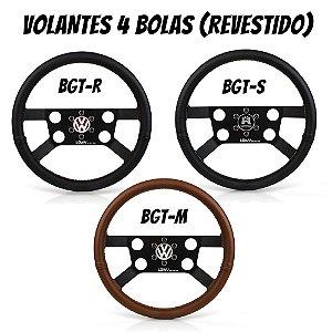 VOLANTES 4 BOLAS (REVESTIDO)