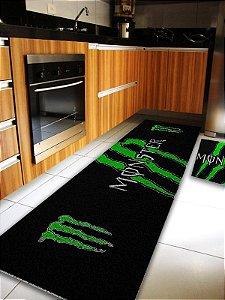 Kit Cozinha Monster Energy