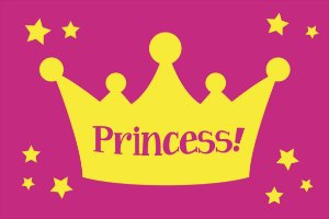 Tapete Princess