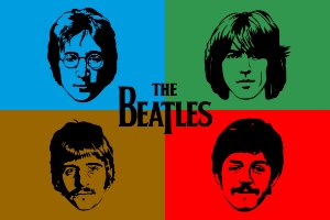 Tapete Beatles