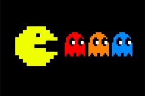 Tapete Pac Man