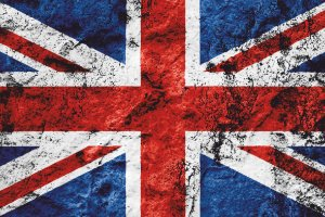 Tapete Bandeira Inglaterra
