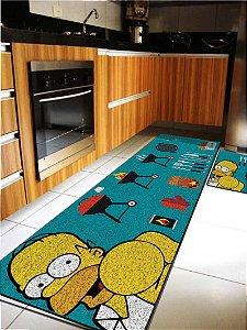 Kit Cozinha Churrasco do Homer
