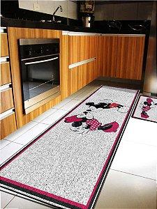 Kit Cozinha Mickey Branco
