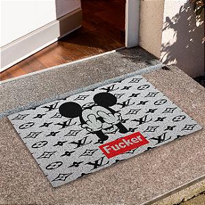 Capacho Mickey Fucker