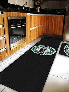 Kit Cozinha  Heineken Preto
