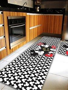 Kit Cozinha  Mickey & Minnie 4