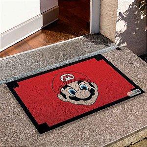 Capacho Mario Bros Cabeça