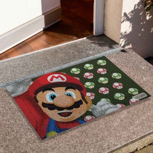 Capacho Mario Bros
