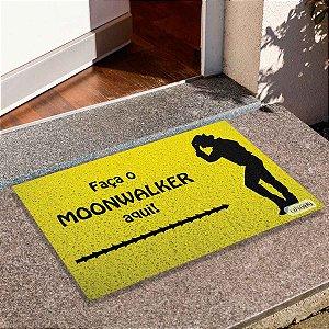 Capacho Moonwalker Amarelo