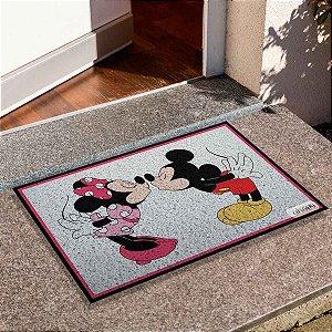 Capacho Mickey E Minnie 1