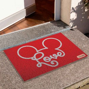 Capacho Love Mickey 1