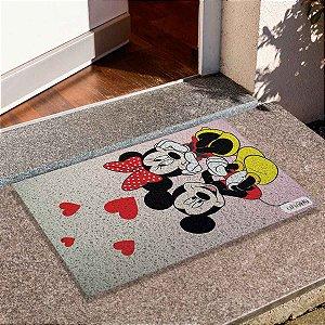 Capacho Mickey E Minnie 3