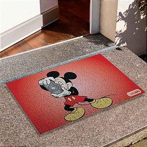 Capacho Mickey Camera