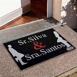 Capacho Sr Silva E Sra Santos