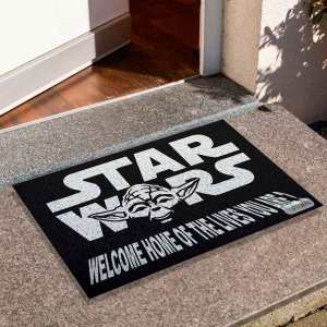 Capacho Star Wars Welcome Home