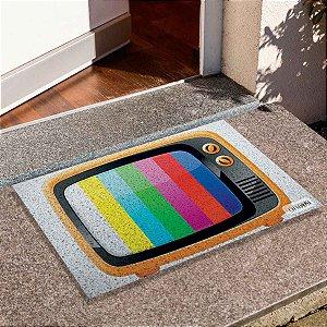 Capacho Tv Antiga