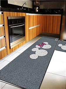 Kit Cozinha  Mickey Cinza 2