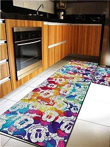 Kit Cozinha  Mickey Colorido