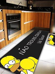 Kit Cozinha Homer Cerveja