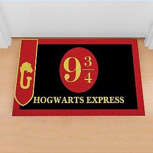 Capacho Harry Potter Casa Grifinória