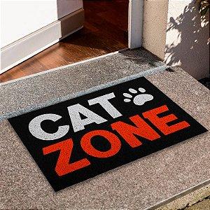 Capacho Cat Zone Zona do gato