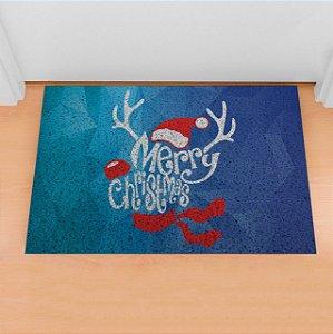 Capacho Merry Christmas Natal Divertido