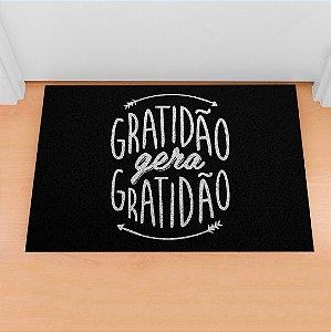 Capacho Gratidão Gera Gratidão