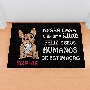 Capacho Pet bulldog