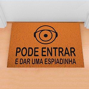 Capacho BBB Espiadinha