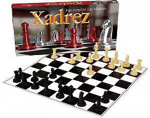 Jogo de Xadrez - 0053 - Plaspolo