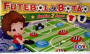 Jogo de Futebol de Botão com 2 times - REf.3715