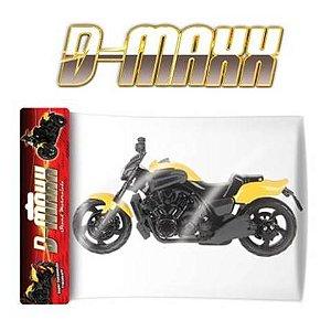Moto D-MAXX Stand com 31 cm  solapa DIVPLAST 103