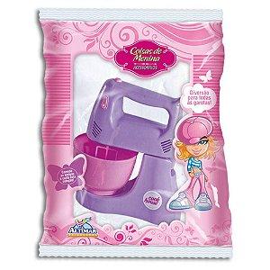 Batedeira de Cozinha de brinquedo - LInha Chef Kids - Altimar - 7764 - 7765