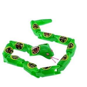 Cobra Articulada Plastica de brinquedo 331 - Jaragua Toys