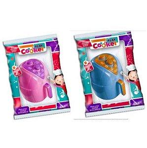 Fritadeira Air Fryer de brinquedo - Chef Kids Collection - Altimar Ref. 7856 -7857