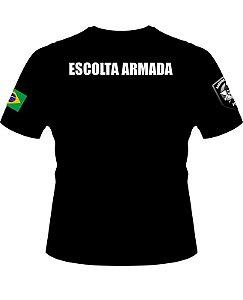 Camisa escolta armada