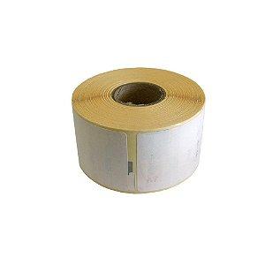 Etiqueta Impressora Térmica Importada 35x90MM