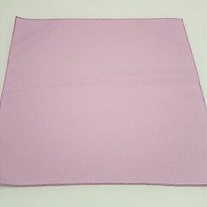 Guardanapo lilas liso tergal 0,45 cm
