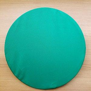 Capa sousplat tecido tecido liso tergal verde COPA DO MUNDO