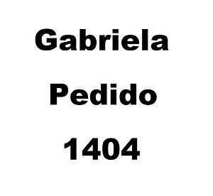Gabriela pedido 1404