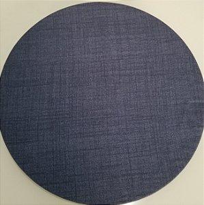 Capa de tecido jeans